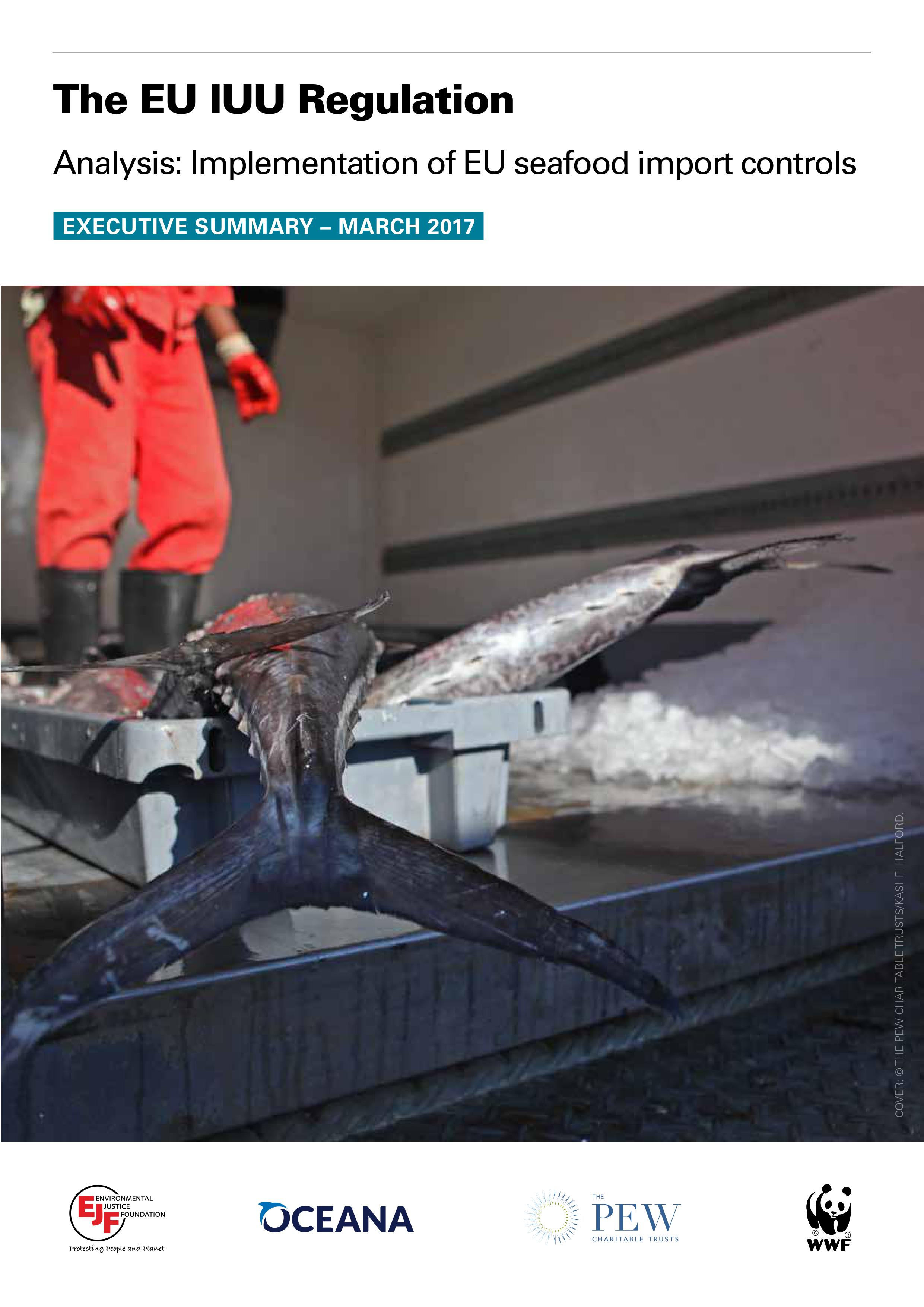 Download New Analysis: Implementation of EU seafood import controls
